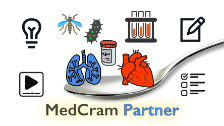 medcram partner - the top tier medical lectures and medical videos subscription