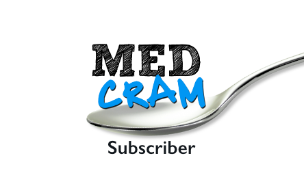 MedCram medical lectures and videos subscriber