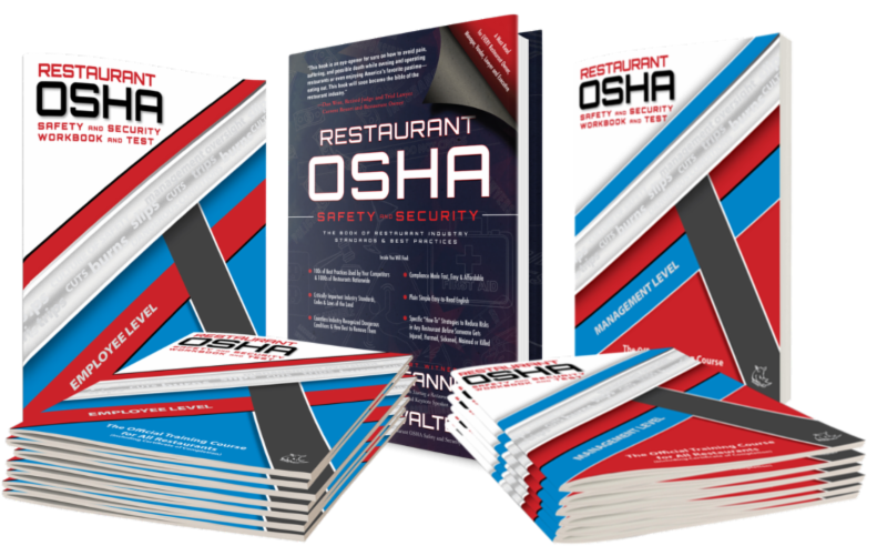Restaurant OSHA Safety & Security - Employee Level