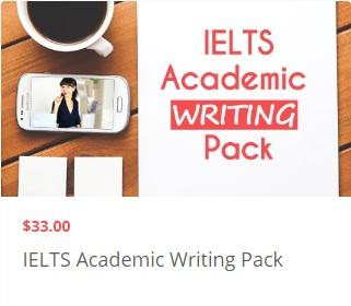 IELTS Academic Writing Pack