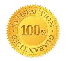 satisfaction 100%