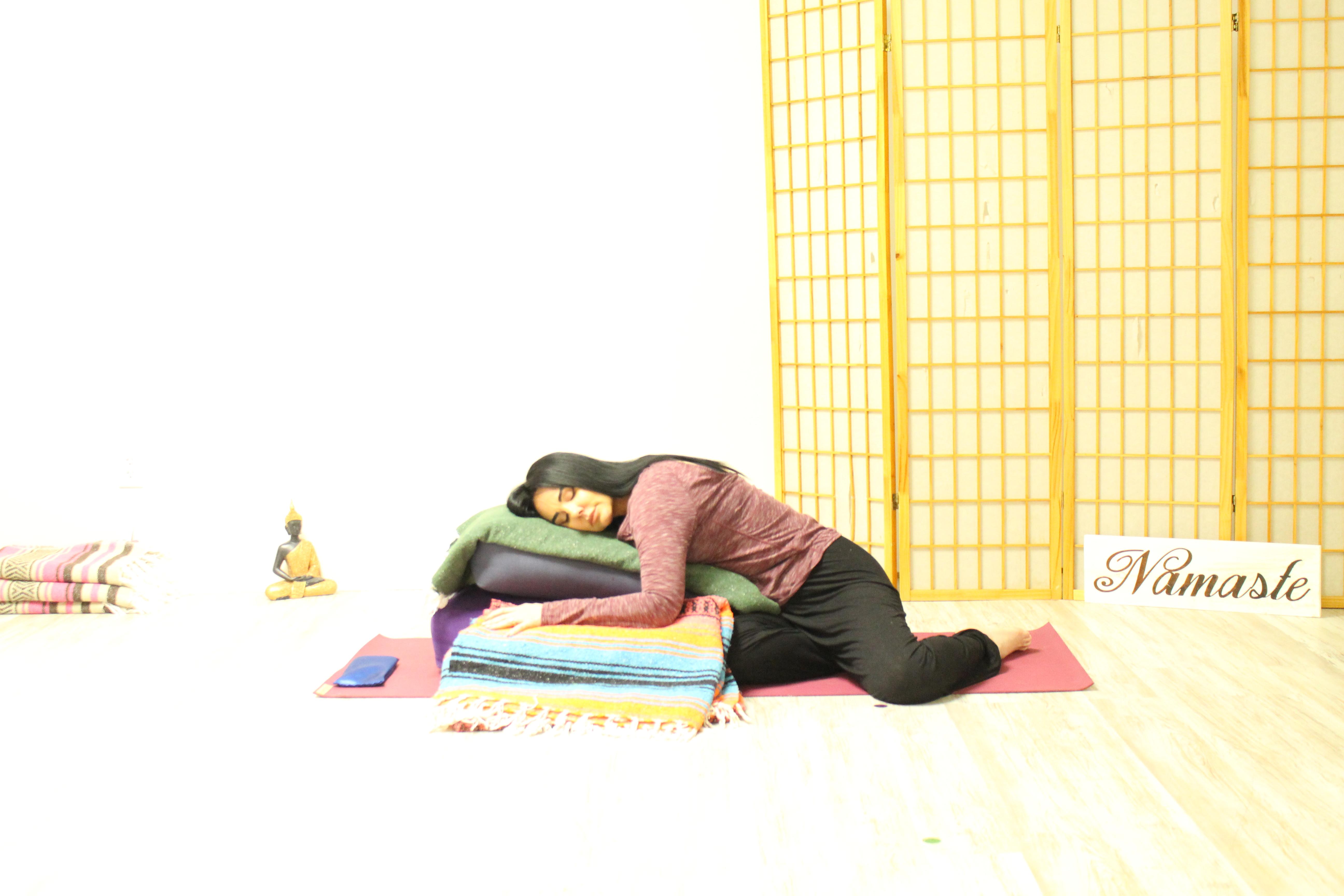 Restorative Yoga Teacher Training Immersion Online Yoga