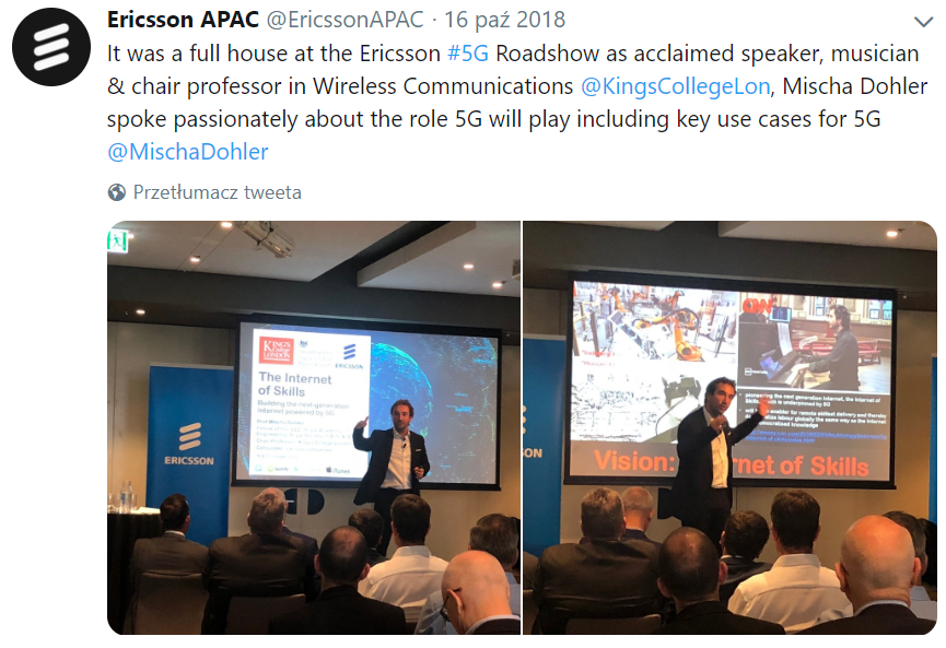 Internet of Things in 5G Online Course