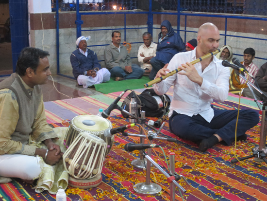 Indian Flute Music Membership + Private & Group Lessons