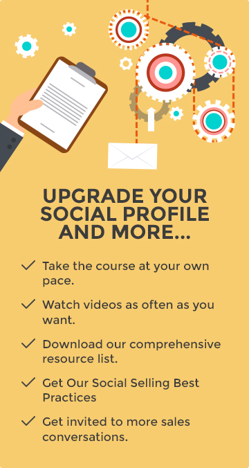 Upgrade your social profile and more...