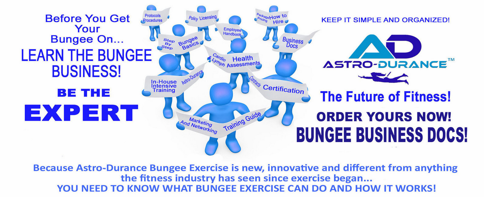 Bungee Fitness Certification Training Manual Workshops And More