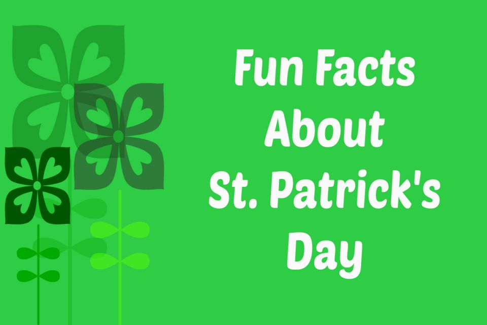 SAINT FUN FACTS