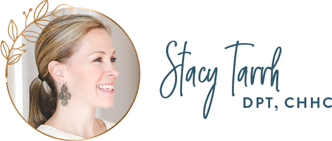 Stacy Tarrh, DPT, CHHC