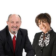 Bob Frew & Deborah Reynolds