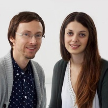 Johannes Uske  & Laura Morales