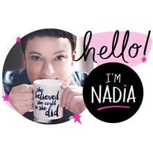 Nadia  Finer