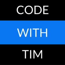 Code With Tim