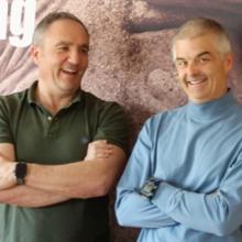 Jon Bergmann & Raul Santiago