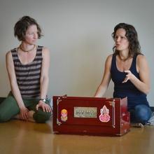 Lisa Mae  and Monicka