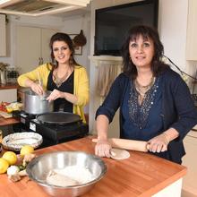 Surinder & Safia Hothi-Bellamy