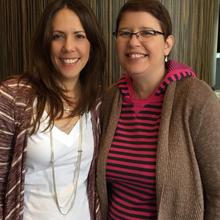 Lori Petro & Angie Sanders