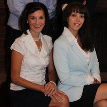 Dr. Nicole Karki-Niejadlik  & Lesley Greig, CBT therapist, Master ASIST trainer