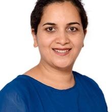 Geeta Thirumala