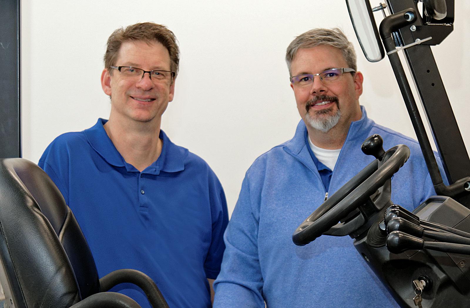 Russ Niedzwiecki & Scott Ahner