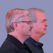 Frank Letniowski & Glenn Krahulic