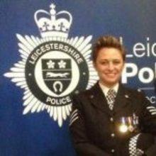 D/Sgt Emma Gilbert