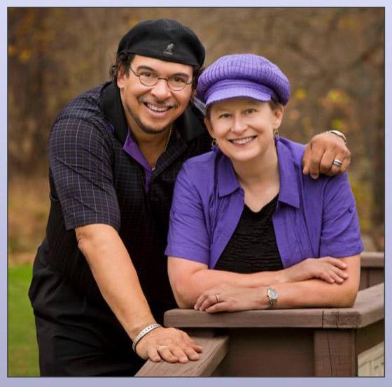 Sterling Hoffman & Linda Aufenkamp