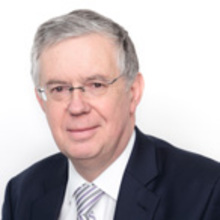 David Haslam CBE