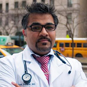 Dr. Niket Sonpal