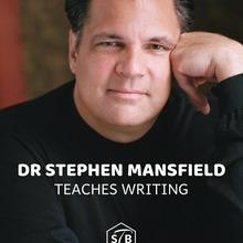 Dr. Stephen Mansfield