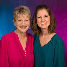 Carolyn Edlund &  Kelly Heck