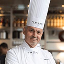 Chef Philippe Saloman