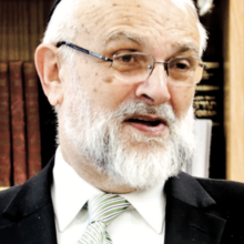 Rabbi Moshe Chaim Sosevsky