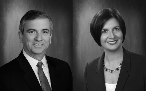 Douglas R. Nolin, Esq. and  Janine E. Smith, Esq.