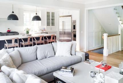 Custom East Hampton Village Home Luxury Home In East