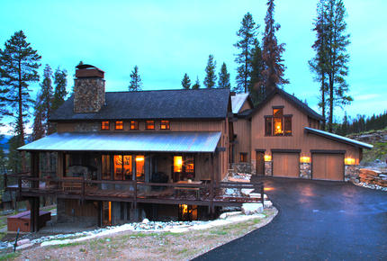 Winter Park Ski House