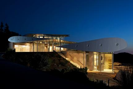 The Famous Malibu 747 Wing House