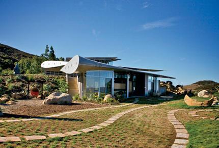 The Famous Malibu 747 Wing House - Luxury Home in Malibu