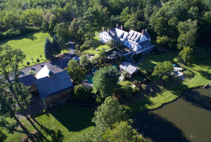 Hendricks House -- Classic Upstate NY Country Estate