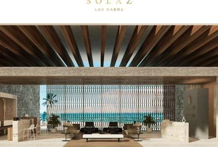 Solaz los Cabos Master Suite -   One Bedroom Ocean View