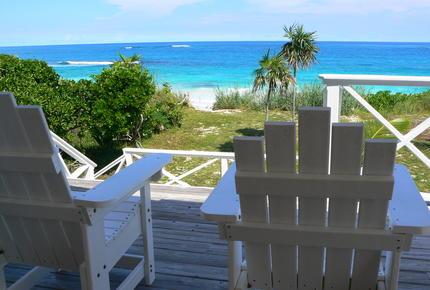 Spectacular Beach Dream Bahamas Villa - Beachfront!
