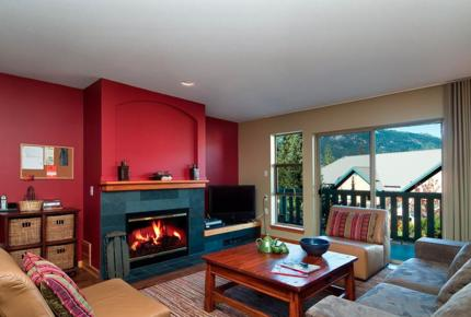3 Bedroom Townhouse in Whistler Upper Village