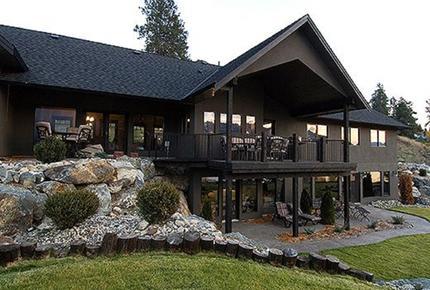 British Columbia Luxury Lake Retreat