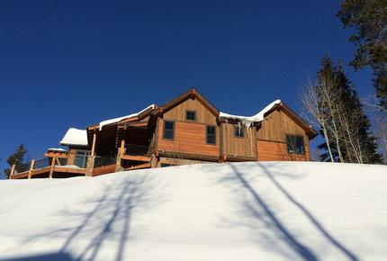 Two Cabins in Summit County