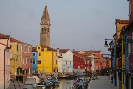 Palazzo 1619 Burano Venice