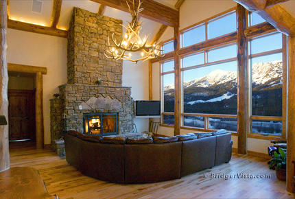Bridger Vista Lodge - Escape to rural Montana