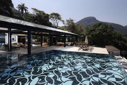 Luxury villa in Sao Conrado - Rio de Janeiro