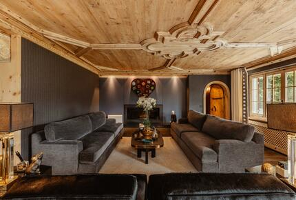 Super Luxury Flat in Gstaad Best Oberbort Location