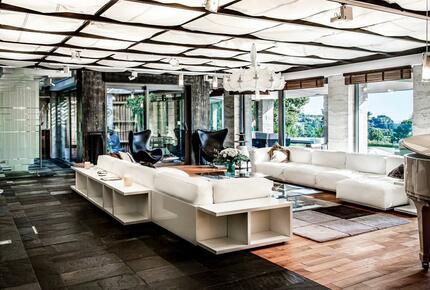 Incredible Modern Villa on the Hills of Mougins