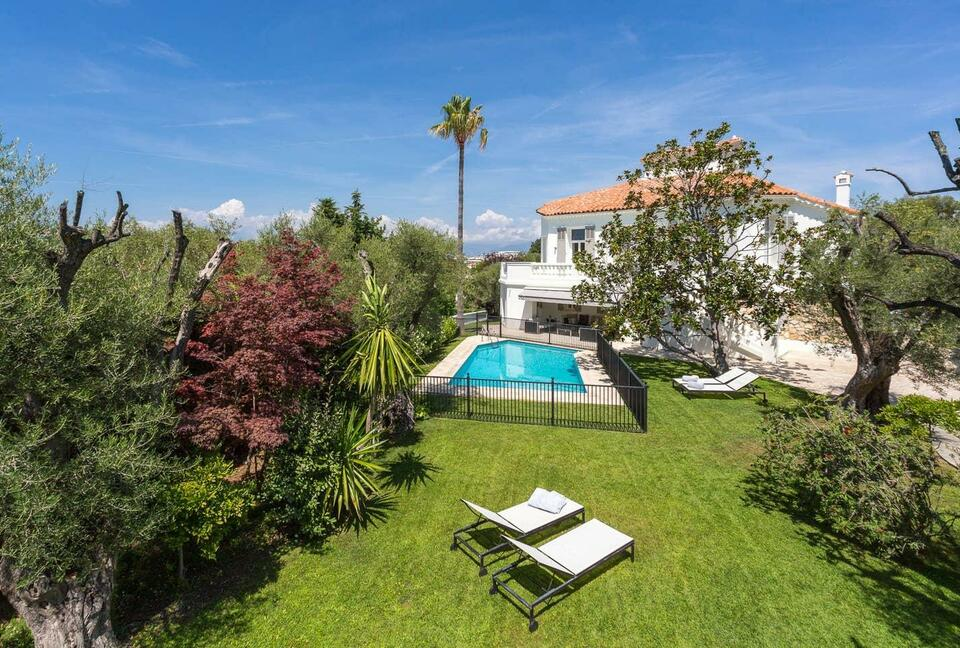 Lovely Classic Villa With Beautiful Olive Gardens