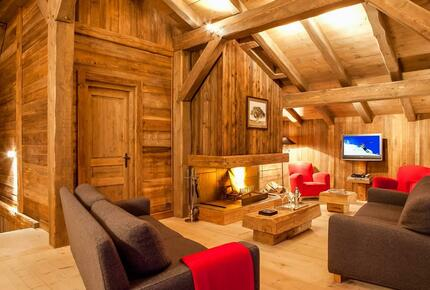 A  Fully Catered Pure Luxury Chalet in Chamonix